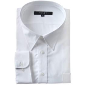 ワイシャツ ドレスシャツ 大きいサイズ メンズ 形態安定加工 立体裁断 消臭加工 (4L)