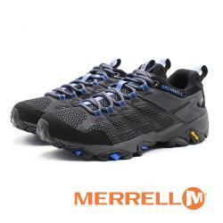 MERRELL(女) MOAB FST 2 GORE-TEX® 健走登山鞋 耐磨抗菌 防水 防臭緩震-黑
