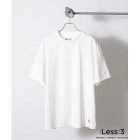 (JUNRed/ジュンレッド)【Less:3×BLUEY SURF CLUB】ベーシックTEE/メンズ ホワイト(10)