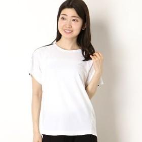 アディダス(adidas)/【アディダス】レディースTシャツ(W テイバン3ストライプS/STシャツ)