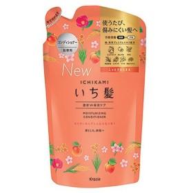 【5%還元】【価格据え置き】いち髪(Ichikami) 濃密W保湿ケアコンディショナー 詰替 340g クラシエ(Kracie)