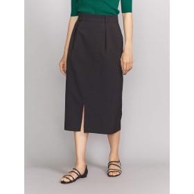 (ビューティ&ユース ユナイテッドアローズ) BY ハイウエストタックタイトスカート 16242073392 0930 BLACK(09) S
