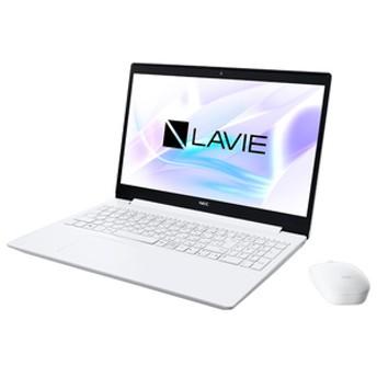 NECノートパソコンKuaL LAVIE Note StandardカームホワイトPC-NS600NAW-E3