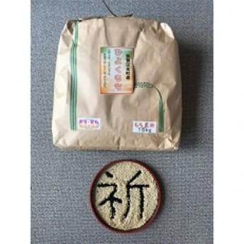 【令和元年産新米】ヒヨクモチ(玄米)15kg