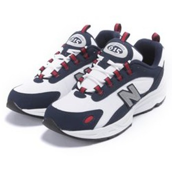 【ABC-MART:シューズ】ML615NNR ML615NNR(D) NAVY/RED(NNR) 597043-0001