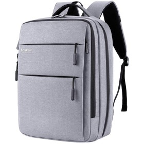Saniferビジネスリュック バックパック メンズ リュックサック 大容量 撥水 15.6インチpcバッグ USB充電ポート 通勤 出張 盗難防止