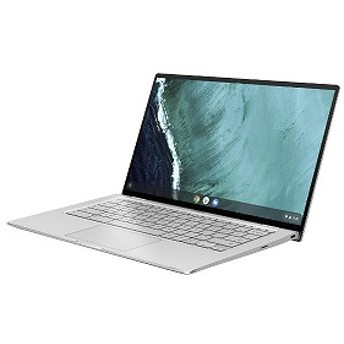 ASUS エイスース Chromebook Flip 14型ノートPC C434TA-AI0095 シルバー