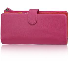 ENVOY(エンヴォイ) 財布 レディース 本革 長財布 かわいい 名刺入れ 小銭入れ カードケース パスケース