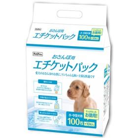 ペットプロ おさんぽ用エチケットパック (110枚入)
