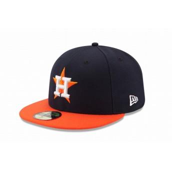 NEW ERA ニューエラ 59FIFTY MLB オンフィールド ヒューストン・アストロズ ロード ベースボールキャップ キャップ 帽子 メンズ レディース 7 (55.8cm) 11449371 NEWERA
