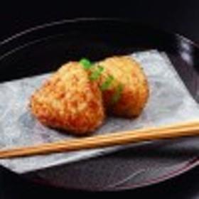 【お昼ストック】こんにゃく米入焼きおにぎり 20個(レンジで簡単)