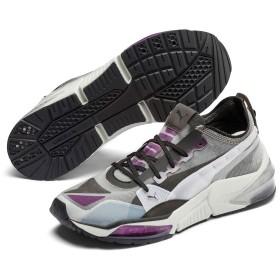 【プーマ公式通販】 プーマ LQDCELL オプティック シアー メンズ Gray Violet-Puma Black  PUMA.com