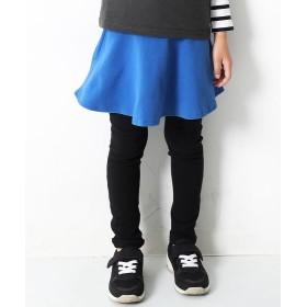【7%OFF】 デビロック キッズ 子供服 10分丈スカッツ 女の子 ユニセックス ブルー 100 【devirock】 【タイムセール開催中】