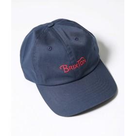 【公式/ナノ・ユニバース】別注WEELIE LP CAP 5000円以上送料無料【BRIXTON】