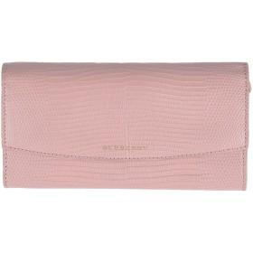 《9/20まで! 限定セール開催中》BURBERRY レディース 財布 ピンク 革