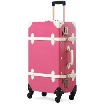 Uniwalker サイズが選べる スーツケース トランク 静音四輪