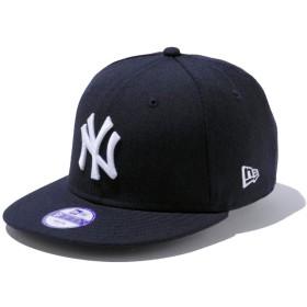 【メーカー取次】NEW ERA ニューエラ Youth キッズ用 9FIFTY MLB ニューヨーク ヤンキース ネイビーXホワイトロゴ 11308483 キャップ 子供用 帽子 野球