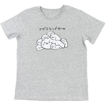 【オンワード】 Mother garden(マザーガーデン) しろたん アザラシンドロームTシャツ S/M/L/XL サイズ 0 衣類XL(UNI XL) キッズ