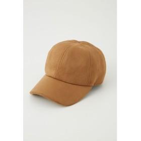 スライ SLY USEFUL SUEDE CAP (ベージュ)