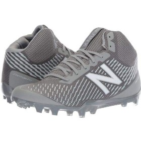 [ニューバランス] メンズ 男性用 シューズ 靴 スニーカー 運動靴 BURNXM1 - Grey/Grey 8.5 D - Medium [並行輸入品]