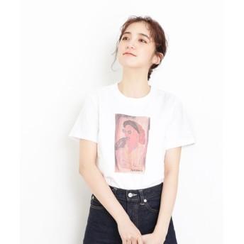 【公式/ナノ・ユニバース】別注プリントTシャツ 5000円以上送料無料【PERSON'S】