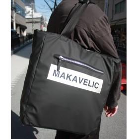 [マルイ]【セール】【SALE バック】 BOXーLOGOトートバック/マキャベリック(MAKAVELIC)