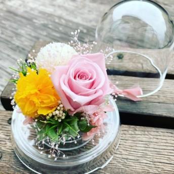 送料無料 プロが作るプリザーブドフラワーのお供え花