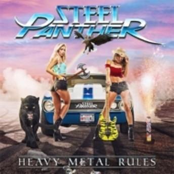 Steel Panther/Heavy Metal Rules