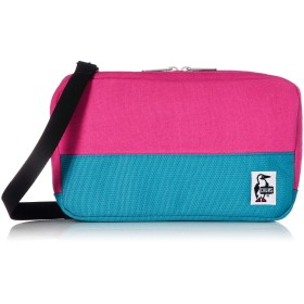 [チャムス] ショルダーバッグ Game Carrying Case Sweat Nylon Rose/TQ Dive
