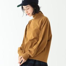 [マルイ] 【WEB限定】Healthknit / モックネック ロングスリーブ Tシャツ/ビームス ボーイ(BEAMS BOY)