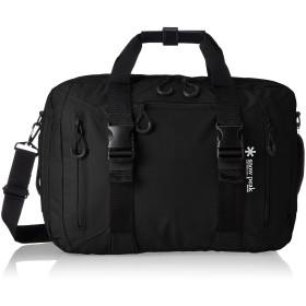 [スノーピーク] ビジネスバッグ 3wayビジネスバッグ A4収納 3WAY ハンドバッグ ショルダーバッグ バックパック UG-729BK ブラック