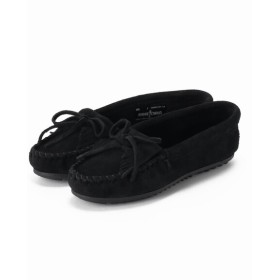 BOICE FROM BAYCREW'S MINNETONKA KILTY Moccasin Shoes ブラック 24