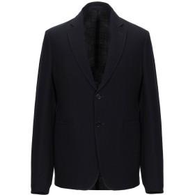 《セール開催中》ARMANI COLLEZIONI メンズ テーラードジャケット ダークブルー 46 バージンウール 97% / ポリウレタン 3%
