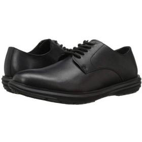 [ドクターショール] メンズ 男性用 シューズ 靴 オックスフォード 紳士靴 通勤靴 Hiro - Black 13 W [並行輸入品]