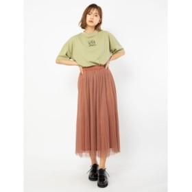 [マルイ]【セール】ロングプリーツスカート/セシルマクビー(CECIL McBEE)