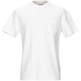 《期間限定セール開催中!》BELLEROSE メンズ T シャツ ホワイト M コットン 100%