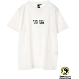 イーハイフンワールドギャラリー(E hyphen world gallery) T&C ロゴTシャツ【オフホワイト/F】