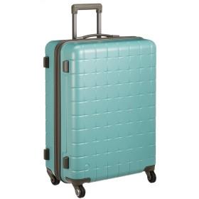 [プロテカ] スーツケース 日本製 360T キャスターストッパー付 保証付 63L 60 cm 3.9kg ピーコックブルー
