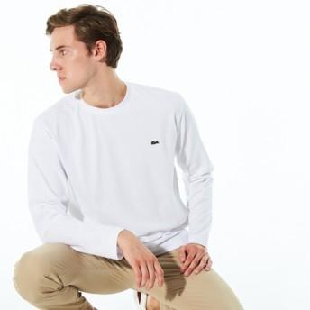 鹿の子地ロングスリーブTシャツ