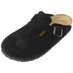 (ビルケンシュトック) BIRKENSTOCK『BOSTON』(Black) (レディース) (37/23.5cm~24cm, Black)