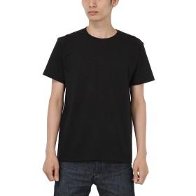(プリントスター)Printstar 6.6オンス ハイグレードTシャツ 00158-HGT 2枚セット 005 ブラック 45 XXL