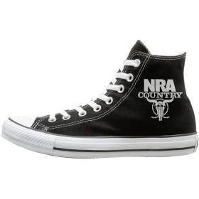 [SICHANG] Nra's Country Dad Hat スニーカー キャンバス ハイカット靴 通学 ボードシューズ メンズ レディース カジュアルシューズ シンプル