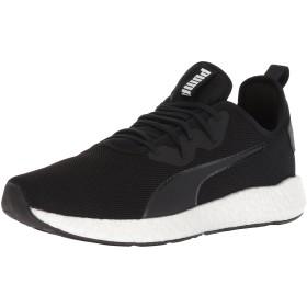 PUMA Men's NRGY Neko Sport Sneaker, Black White, 8 M US