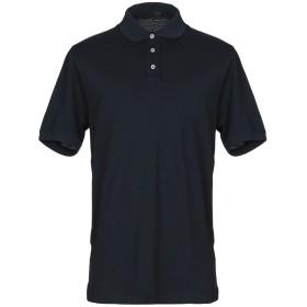 《期間限定セール開催中!》MAXI HO メンズ ポロシャツ ダークブルー 48 コットン 100%