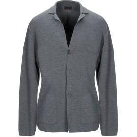 《期間限定セール開催中!》ALTEA メンズ テーラードジャケット グレー XL ウール 100%