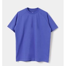 [サニーレーベル] tシャツ USAcotton撥水ラグランTシャツ メンズ ブルー M