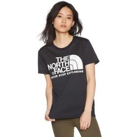[ザ・ノース・フェイス] Tシャツ ショートスリーブカラードームティー レディース ブラック 日本 M (日本サイズM相当)
