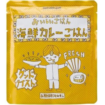 HoZoNHoZoN 海鮮カレーごはん (280g)