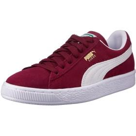[プーマ] Puma - Suede Classic [並行輸入品] - 35263475 - Color: ブルゴーニュ-白-ベージュ - Size: 29.5