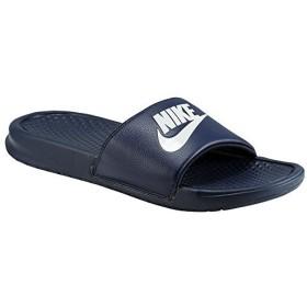 [ナイキ] Nike Benassi JDI Slide - メンズ カジュアル Midnight Navy/Windchill US06.0 [並行輸入品]